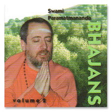 Bhajans by Swami Paramatmananda Puri, Vol. 2 CD