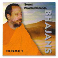 Bhajans by Swami Paramatmananda Puri, Vol. 1 CD