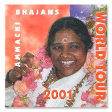 2001 World Tour Bhajans, Part II CD