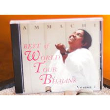 Best of World Tour Bhajans CD
