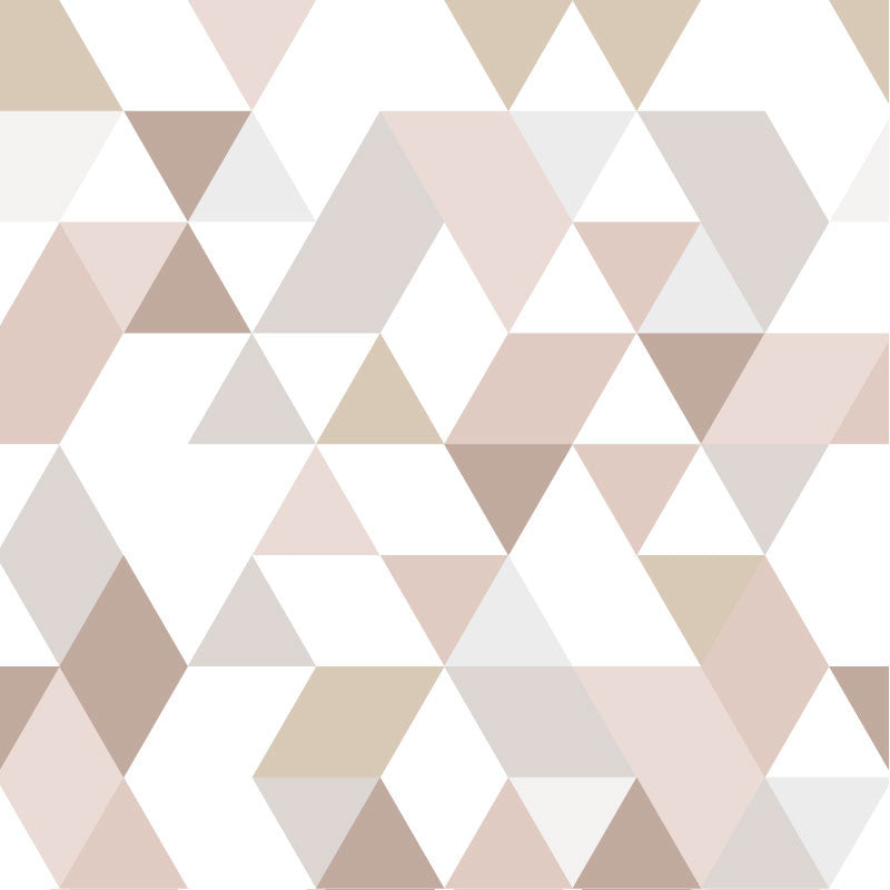 Triangles Coctail grey