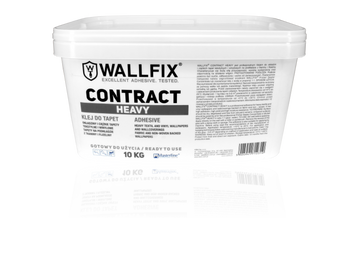 Wallfix Contract Heavy (350-550 g/m2)- rekomendowany do winylu na flizelinie