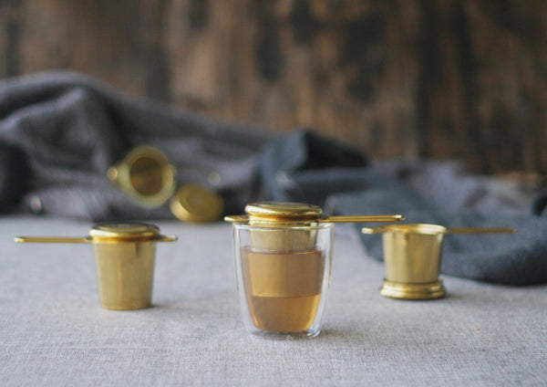 Brass Tea Infuser