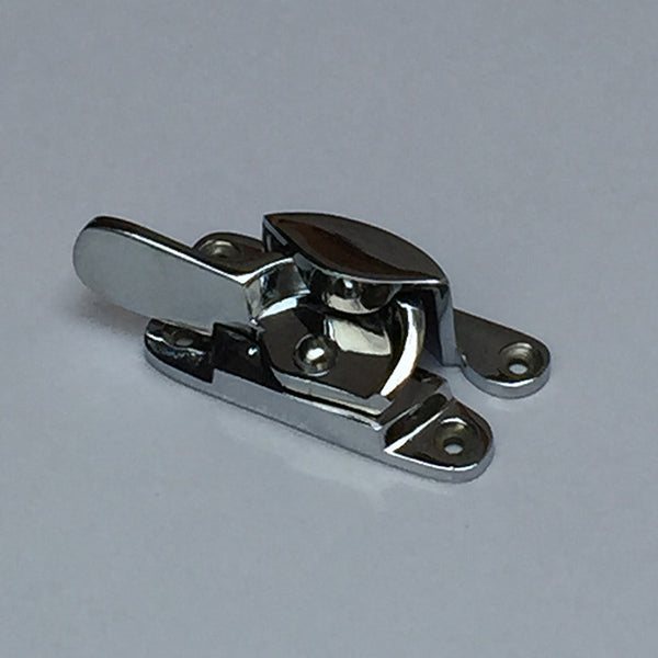 Fitch Fastener Polished Chrome Finish
