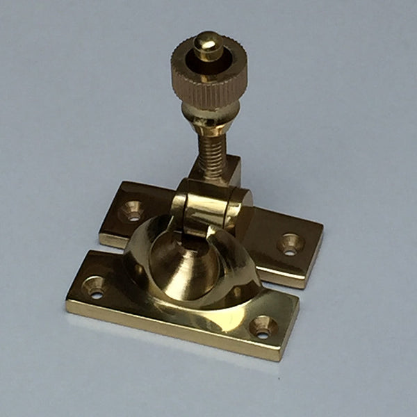 Brighton Fastener Standard Polished Brass Finish