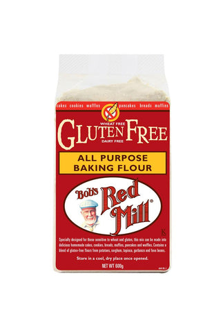 Gluten Free All Purpose Baking Flour 600g