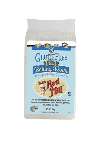 Wheat, Dairy & Gluten Free 1 to 1 Baking Flour 500g
