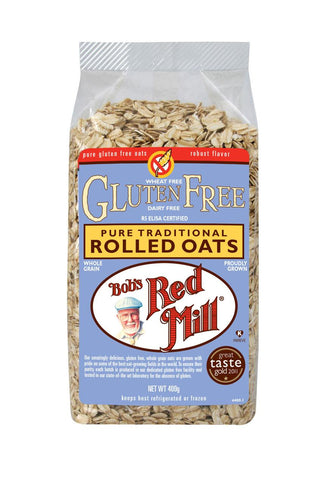 Pure Gluten Free Rolled Oats 400g