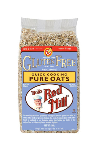 Pure Gluten Free Quick Cooking Oats 400g