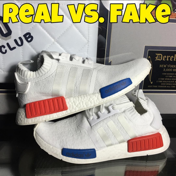 adidas nmd og white all red adidas r1 blackout