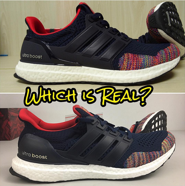 c4f1b3e3438 Real Vs. Fake by Fake Education - Adidas Ultra Boost CNY – Kaviar Kicks