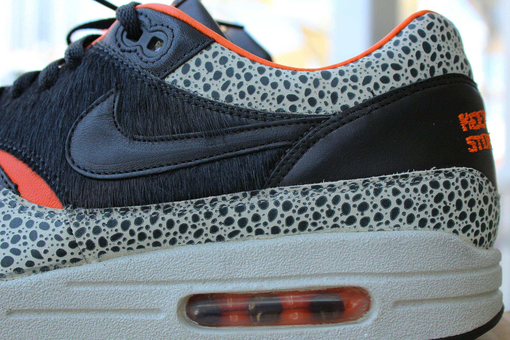 Nike Air Max 1 Keep Rippin' Stop Slippin'
