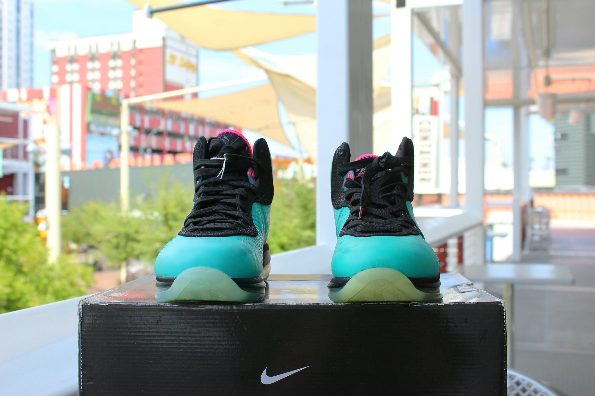 Nike Lebron 8 South Beach