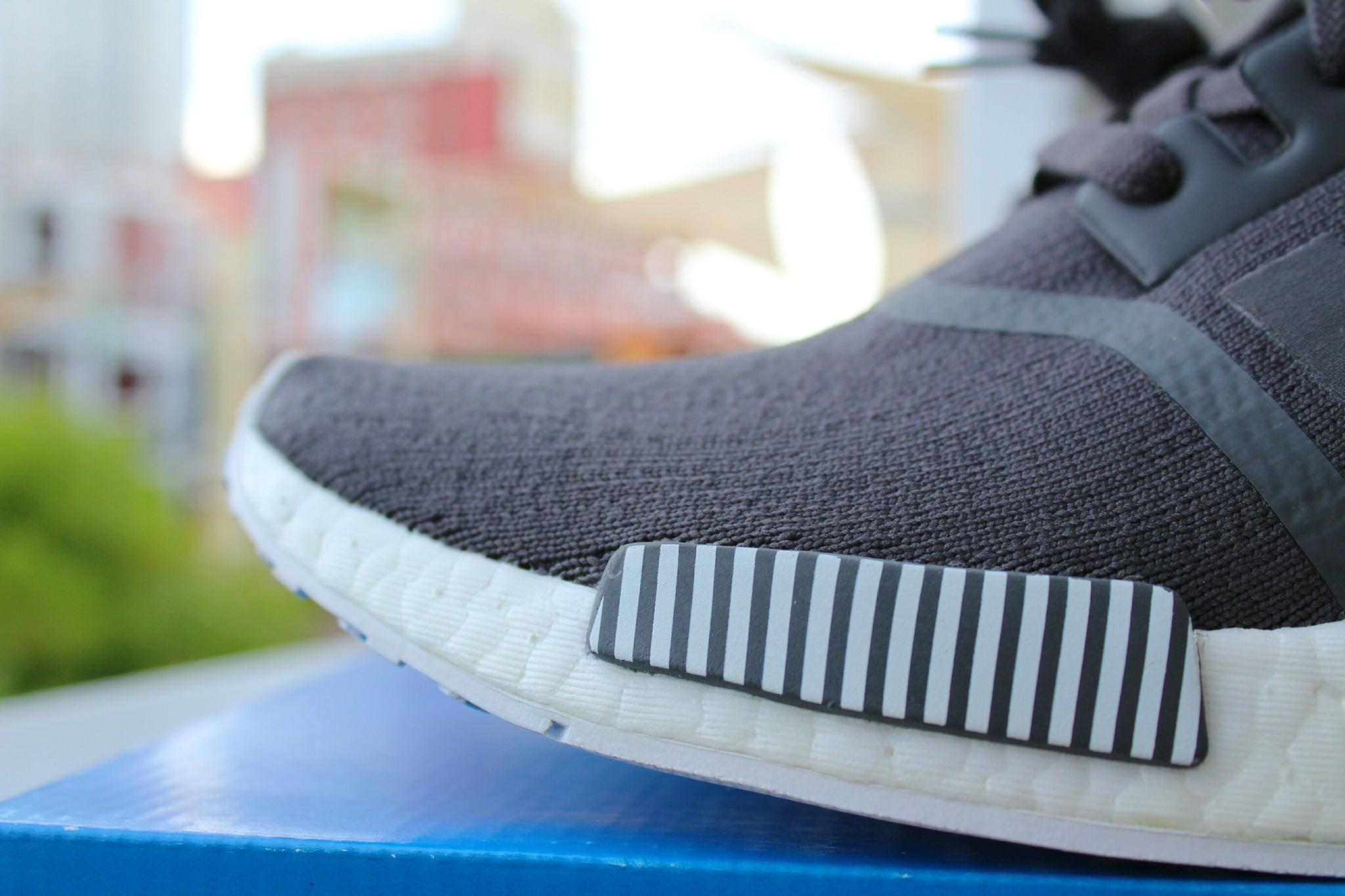 Adidas NMD R1 PrimeKnit (Japan Grey)
