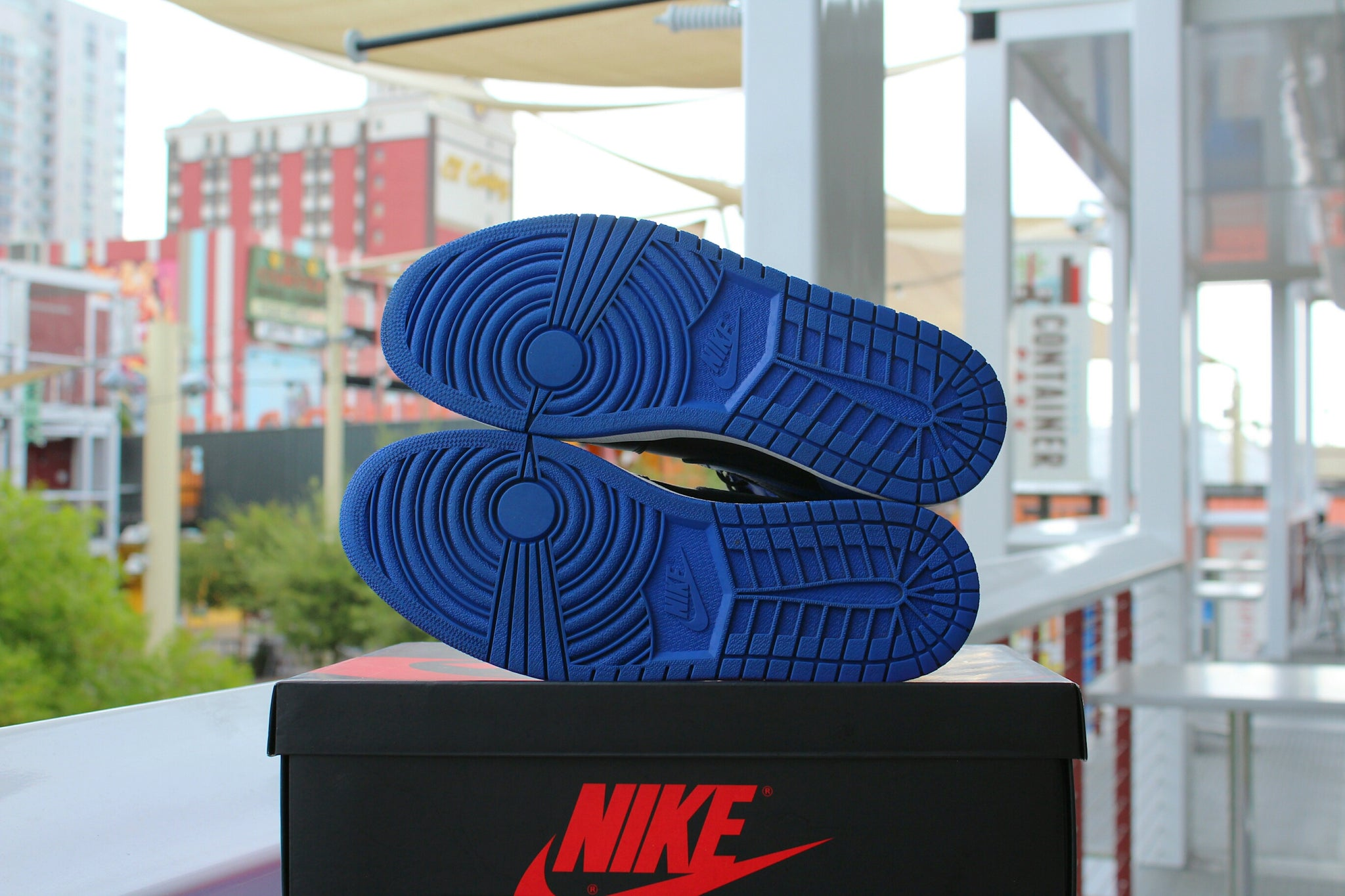 Air Jordan 1 Retro OG High 2013 (Royal)
