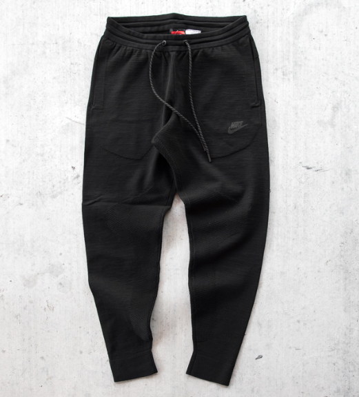 Nike Tech Knit Joggers (Anthracite Black)