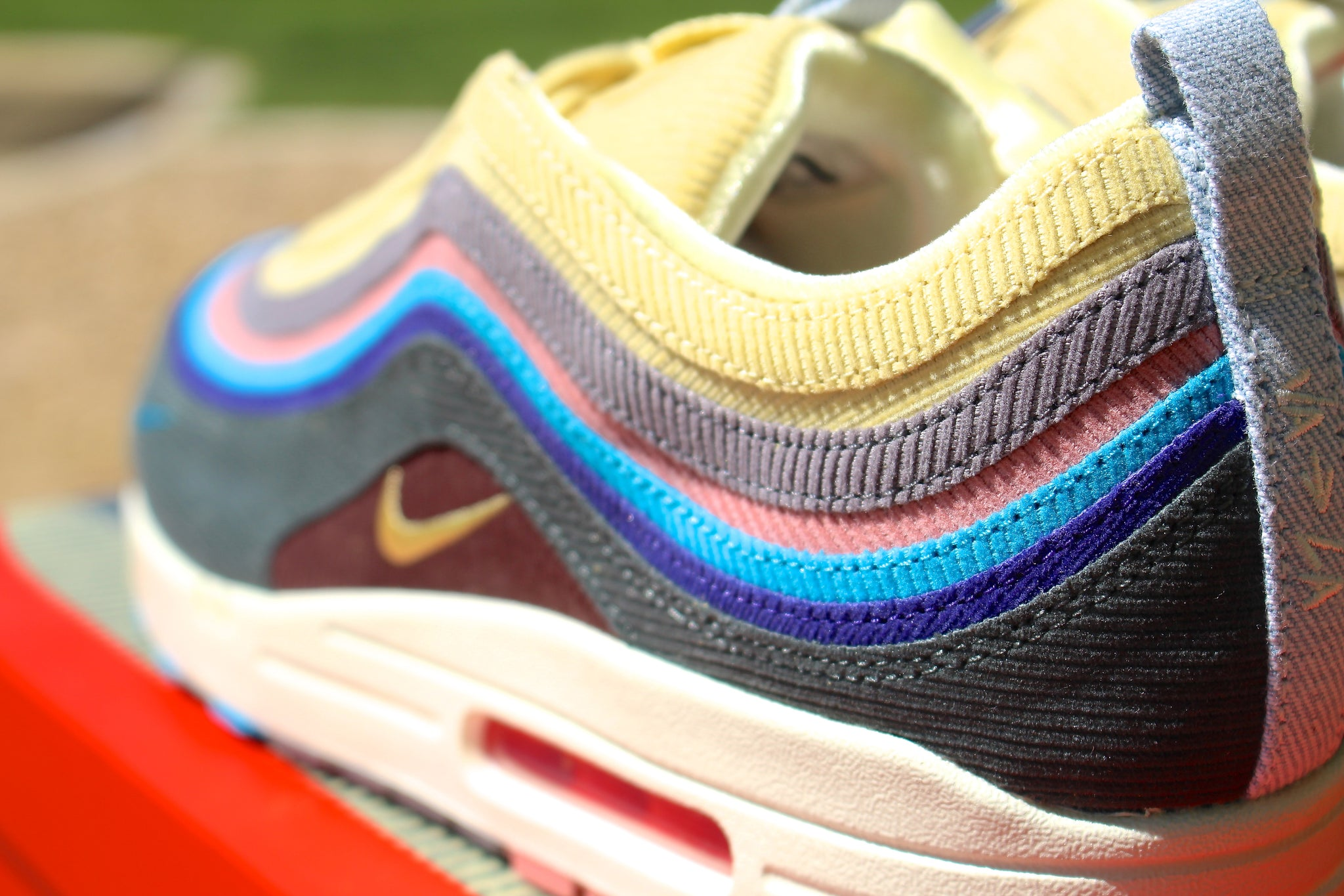 Nike Air Max 1/97 (Sean Wotherspoon)