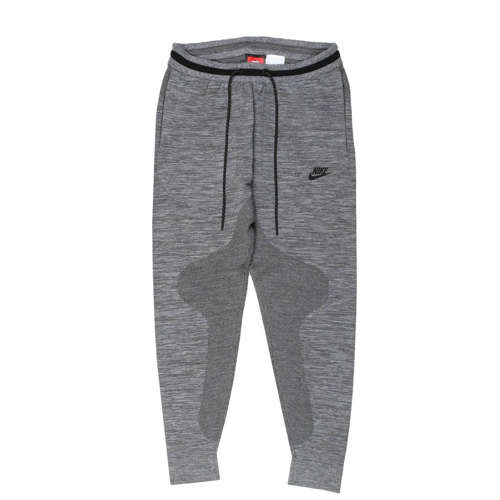 Nike Tech Knit Joggers (Heather Grey)