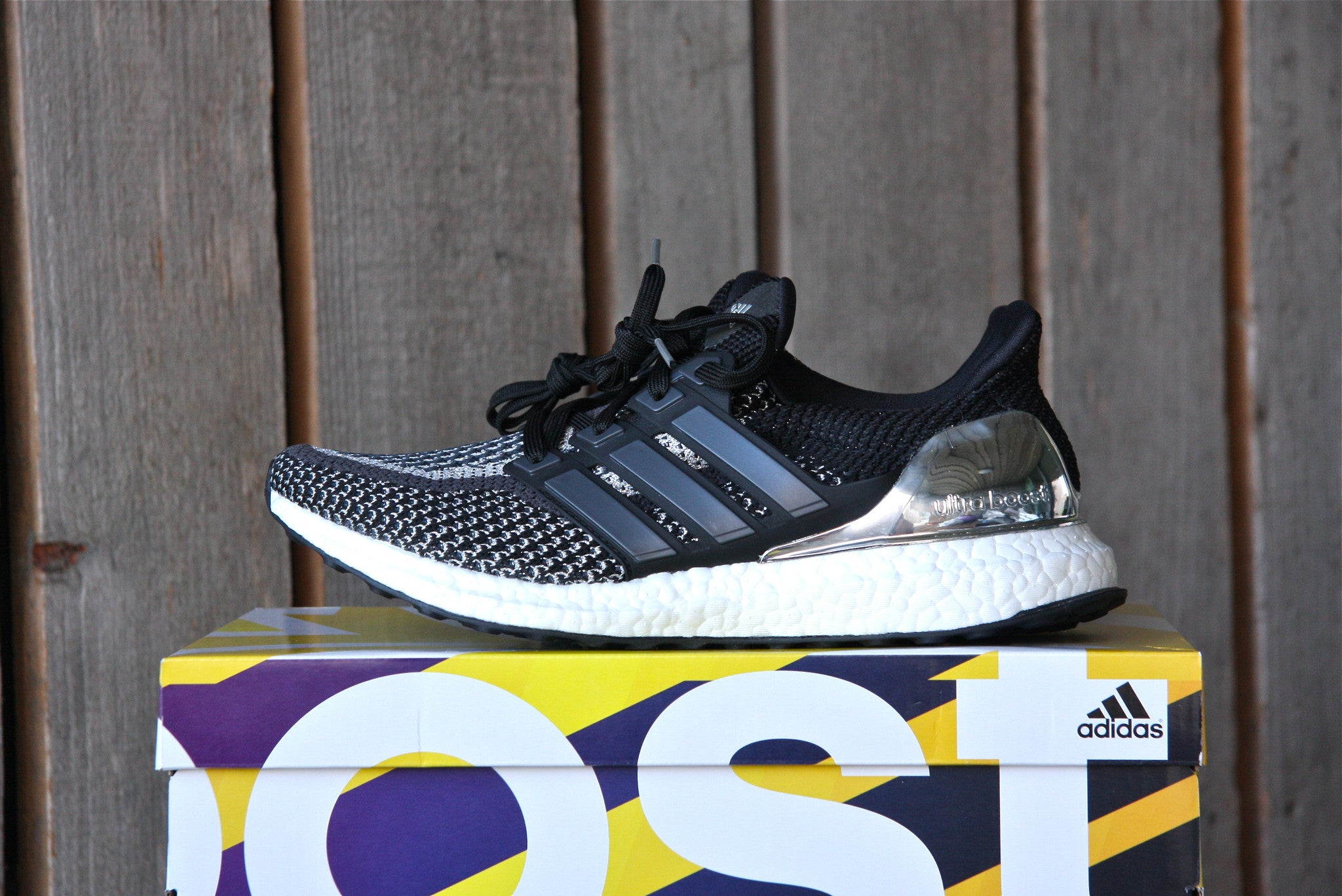 Adidas Ultra Boost 2.0 Ltd. (Silver Medal)