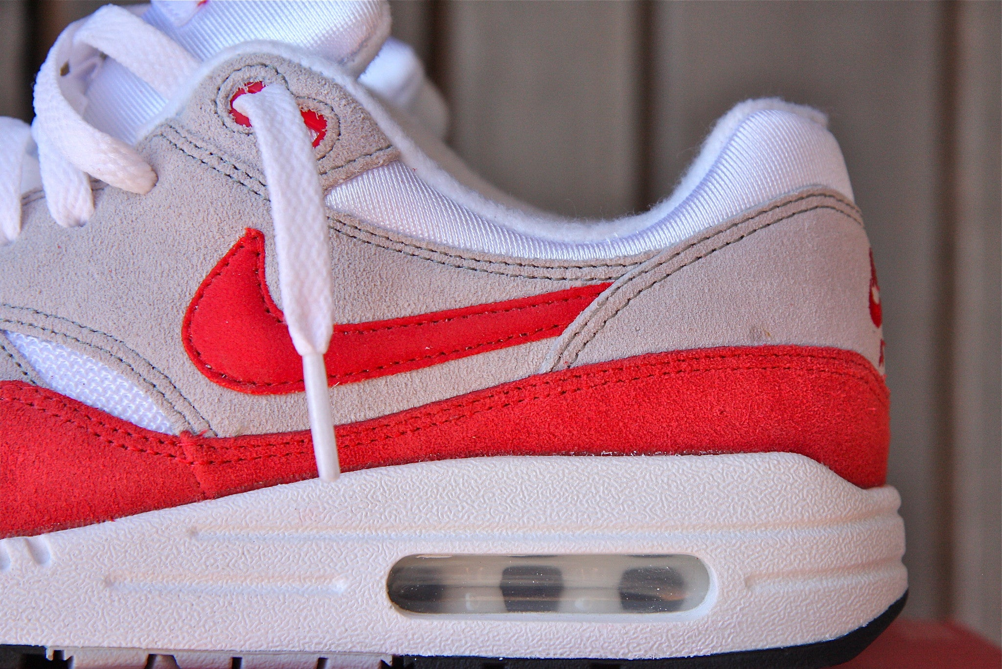 Nike Air Max 1 (Chilling Red) GS