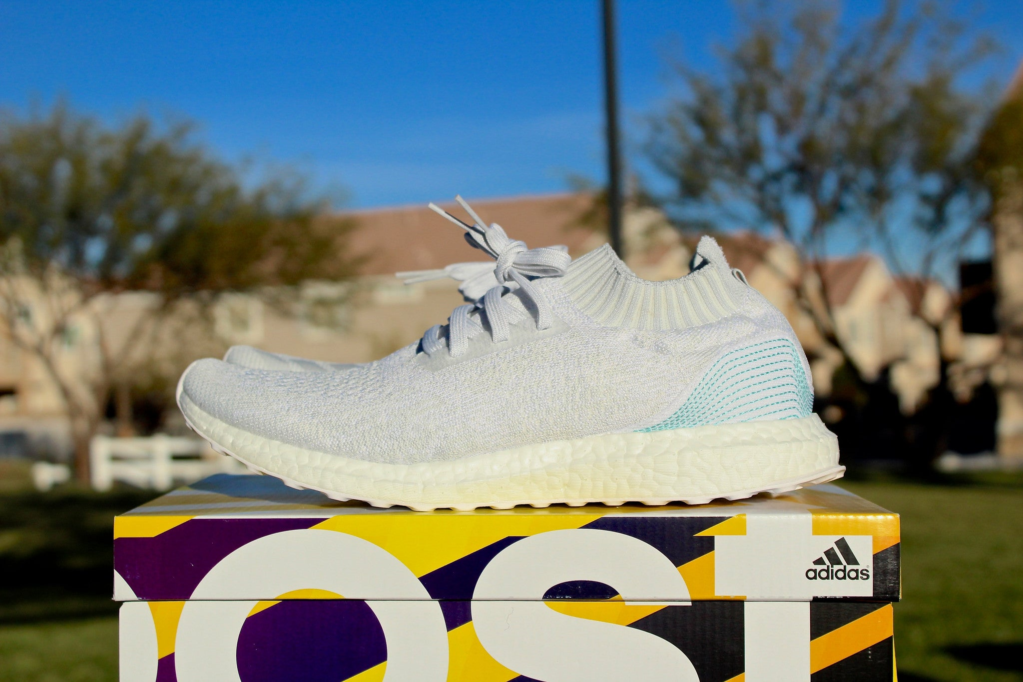 Adidas Ultra Boost Uncaged LTD (Parley)