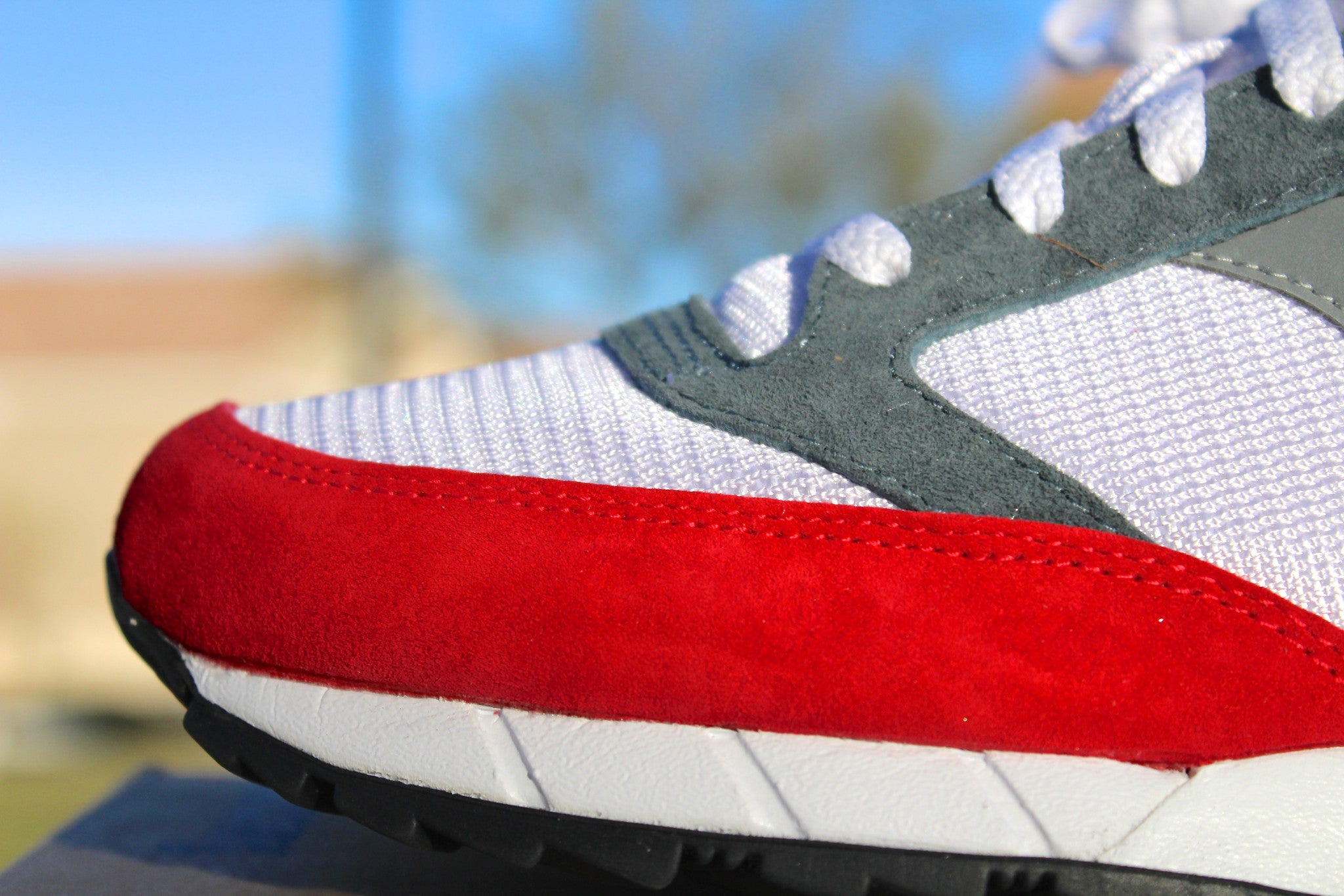 Alife x Saucony Jazz 91' (Red/Green)