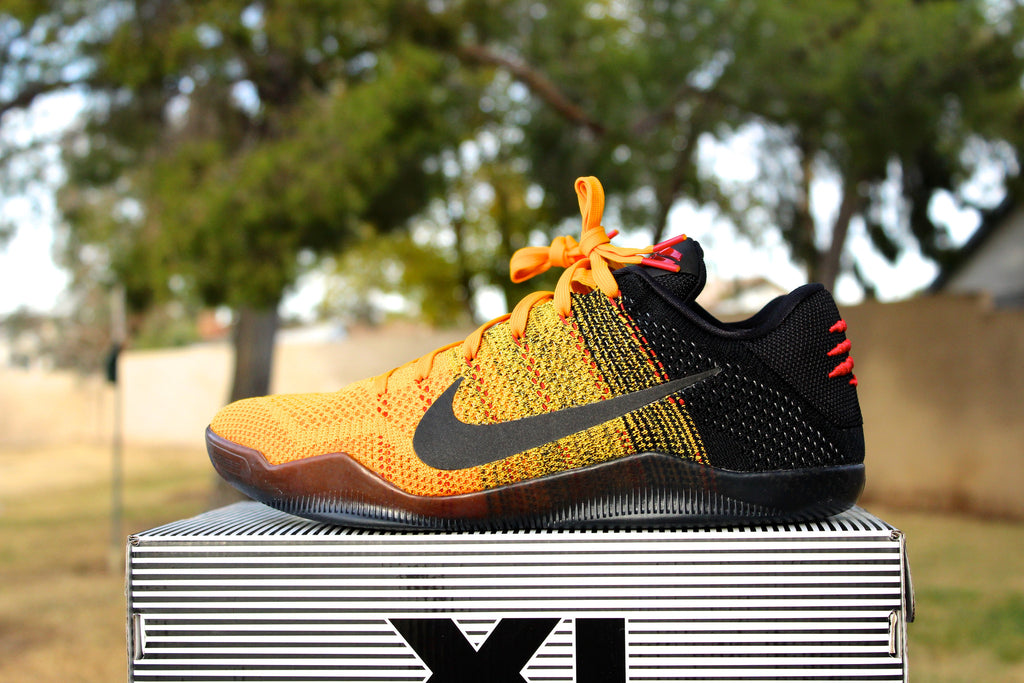 Nike Kobe XI Elite Low (Bruce Lee)
