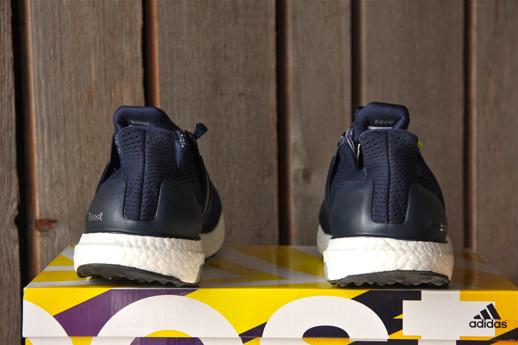 Adidas Ultra Boost 1.0 (Collegiate Navy)