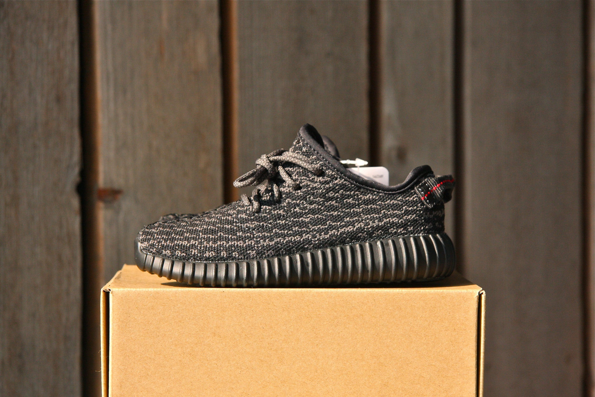 Adidas Infant Yeezy Boost 350 (Pirate Black)
