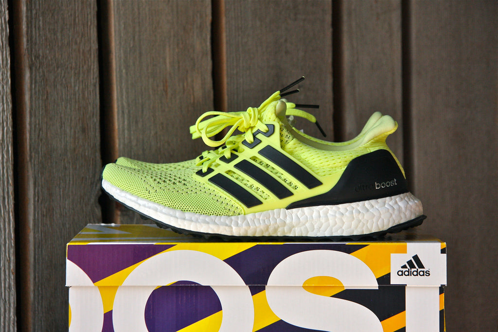 Adidas Ultra Boost 1.0 W (Solar Yellow)