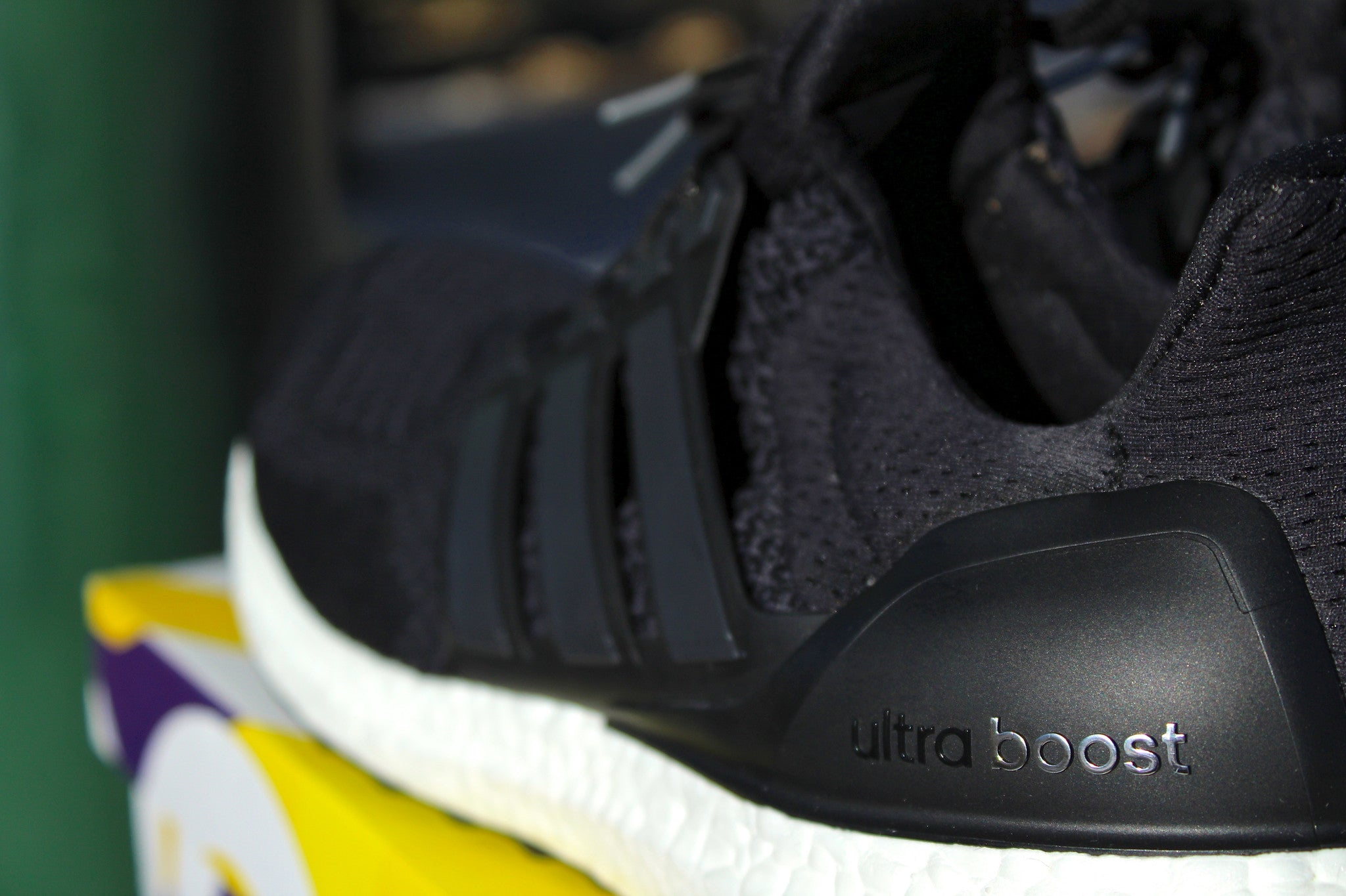 Adidas Ultra Boost 1.0 (Core Black)