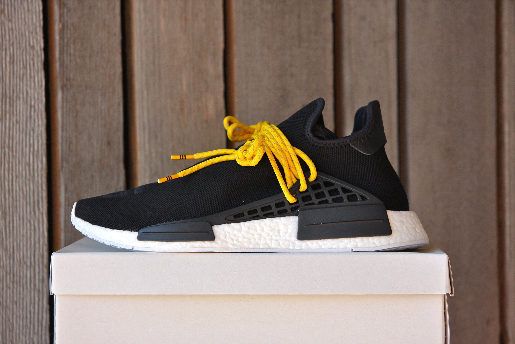 Adidas NMD Human Race (Core Black)