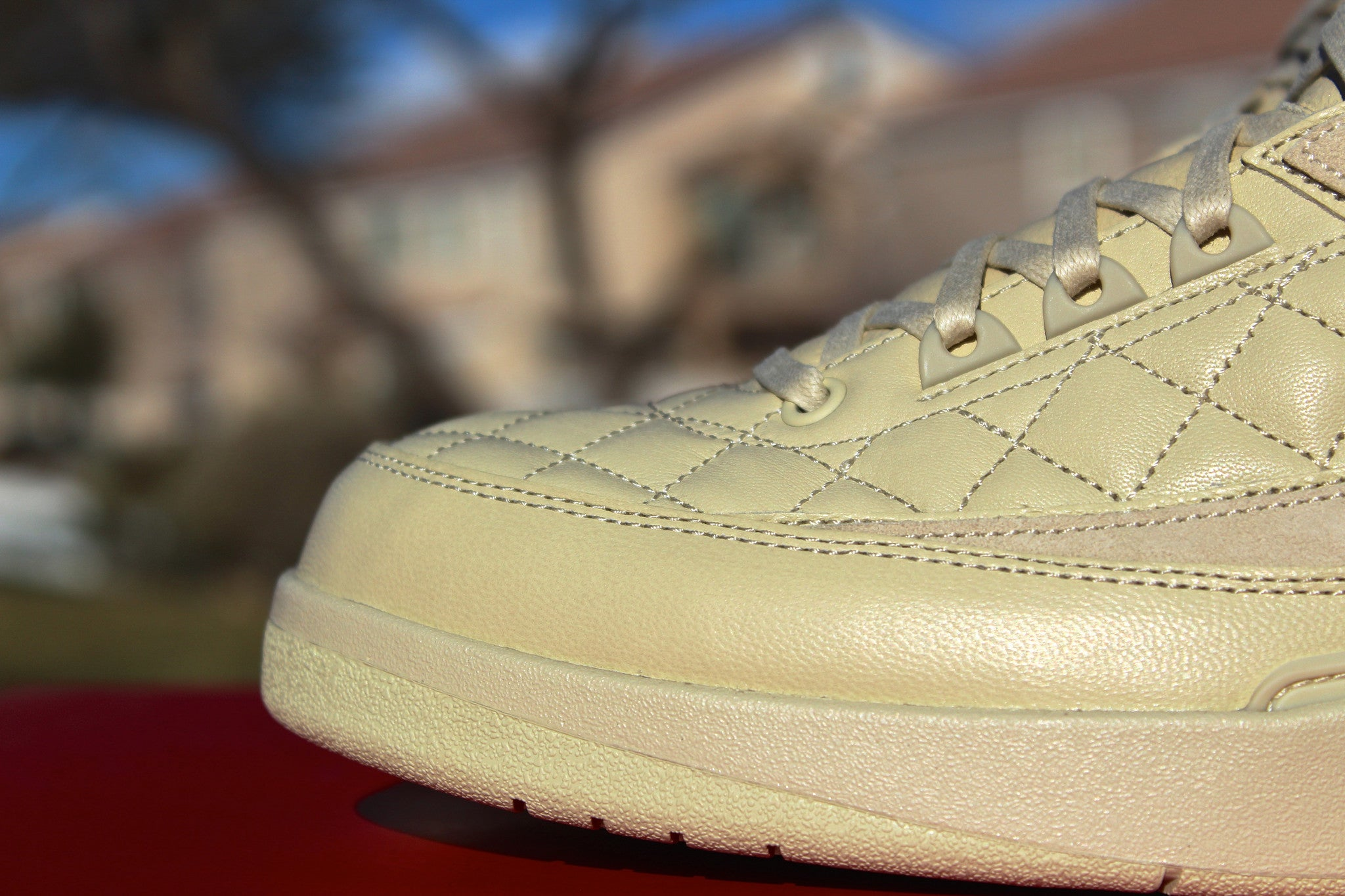 Air Jordan 2 Retro x Just Don (Beach)