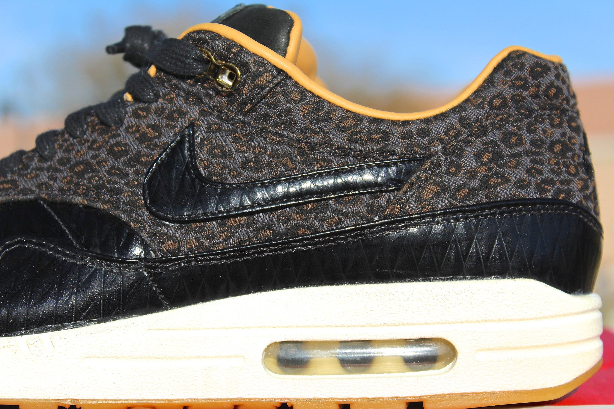 Nike Air Max 1 FB (Leopard)