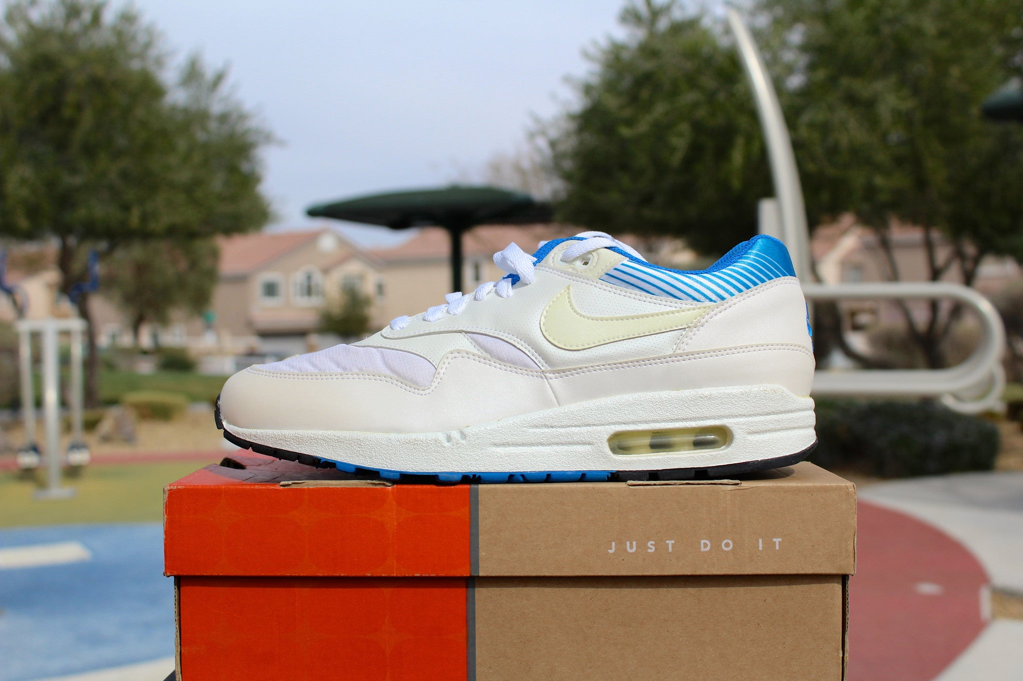a58dba13795c9 Nike Air Max 1 SP (Euro Champs) – Kaviar Kicks