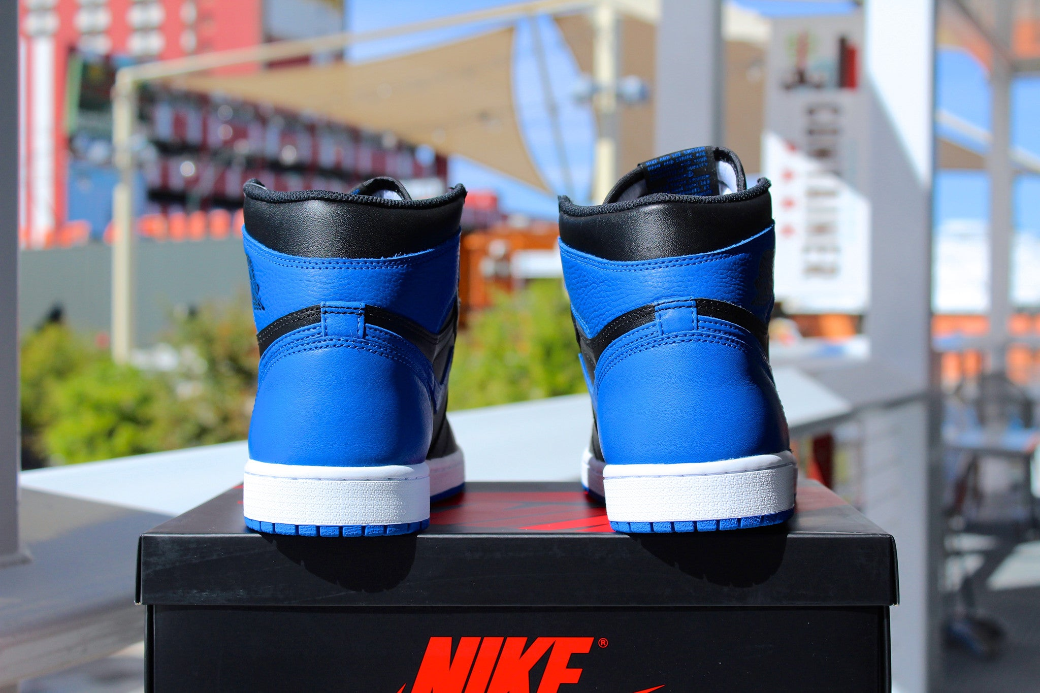 Air Jordan 1 Retro OG High (Royal)