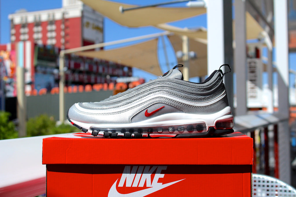 f78a74a5e857b Sold Out Nike Air Max 97 (Silver Bullet)