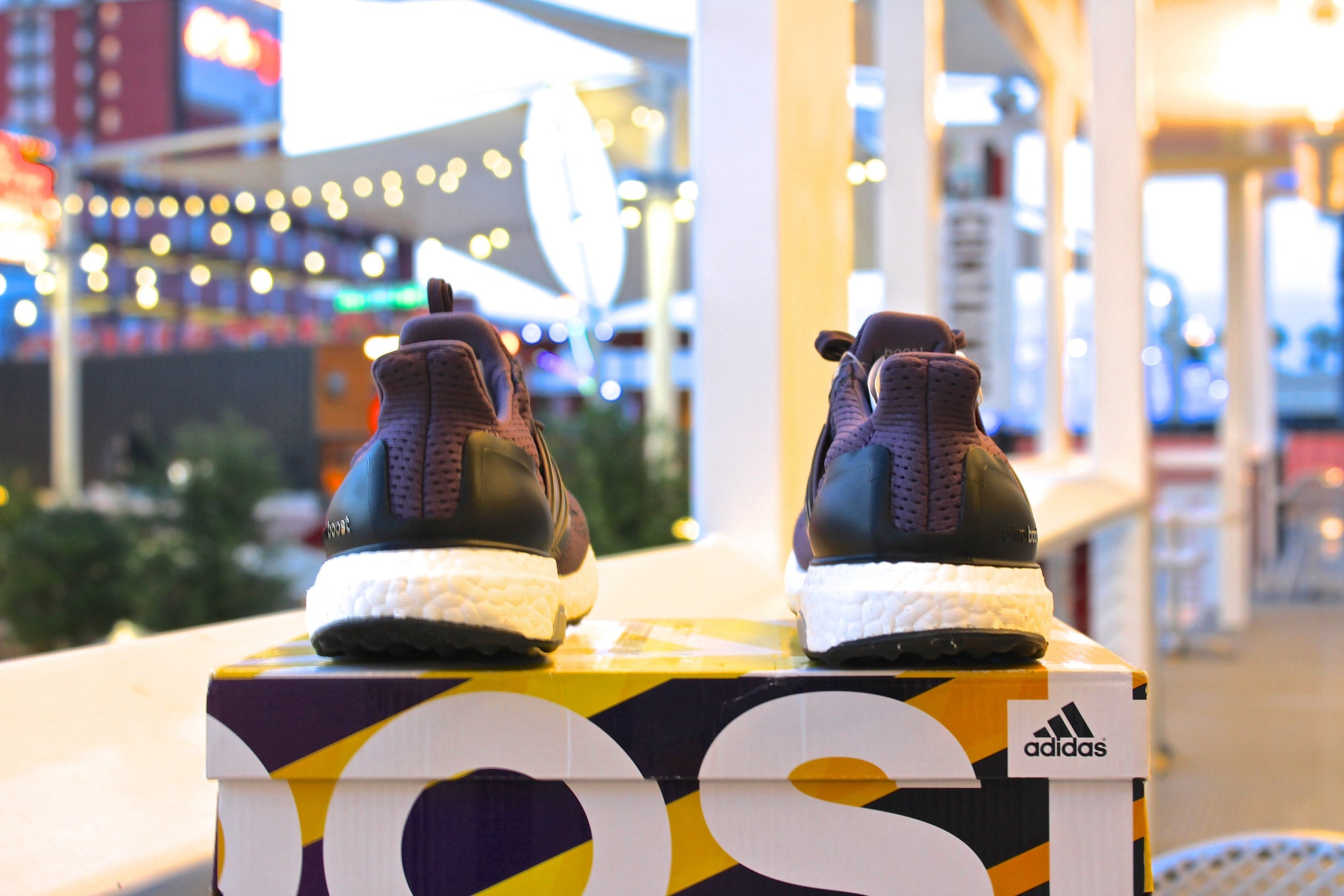 Adidas Ultra Boost 1.0 (Ash Purple)
