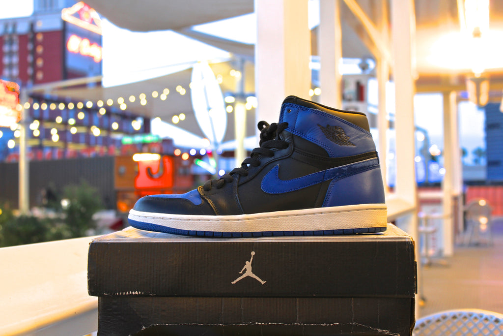 Air Jordan 1 Retro OG High 2001 (Royal)