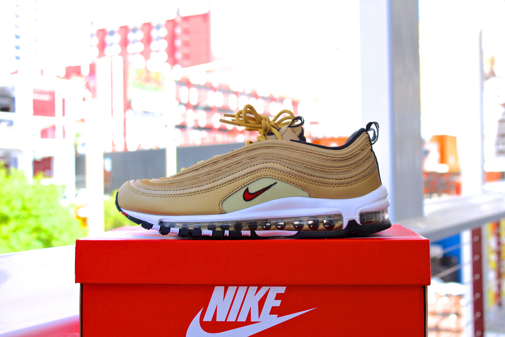 6e173dd8 Sold Out Nike Air Max 97 (Metallic Gold)