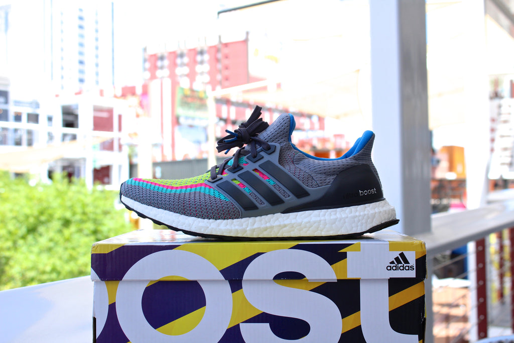 Adidas Ultra Boost 2.0 (Multicolor Grey)