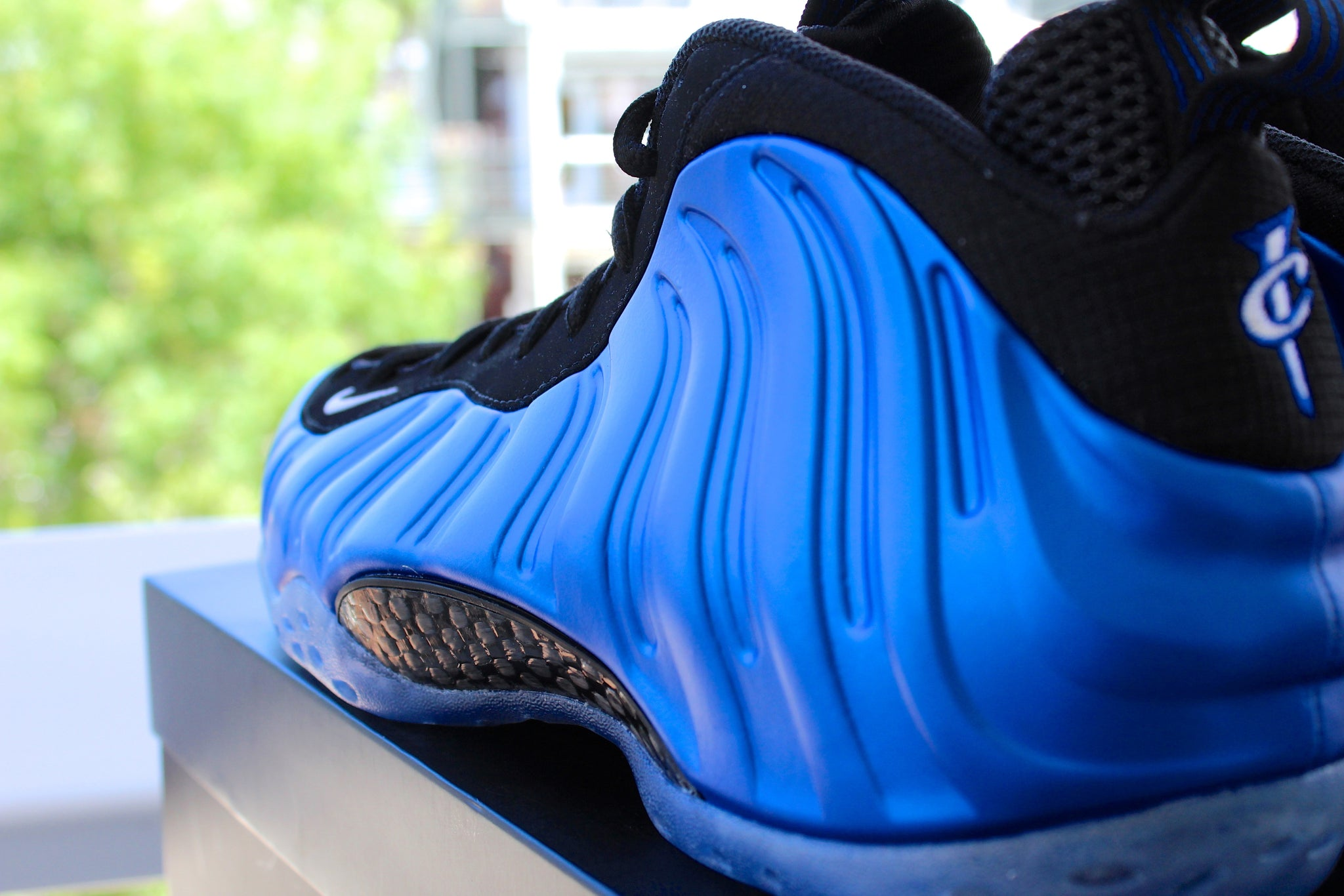 Nike Foamposite OG Royal Blue