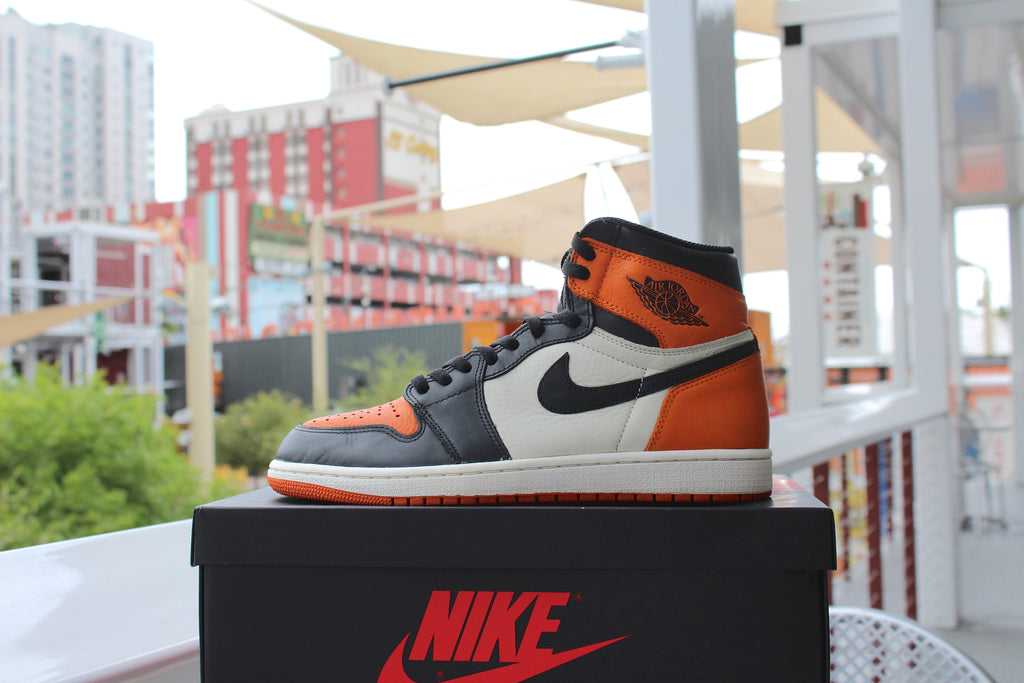 Air Jordan 1 Retro OG High (Shattered Backboard)