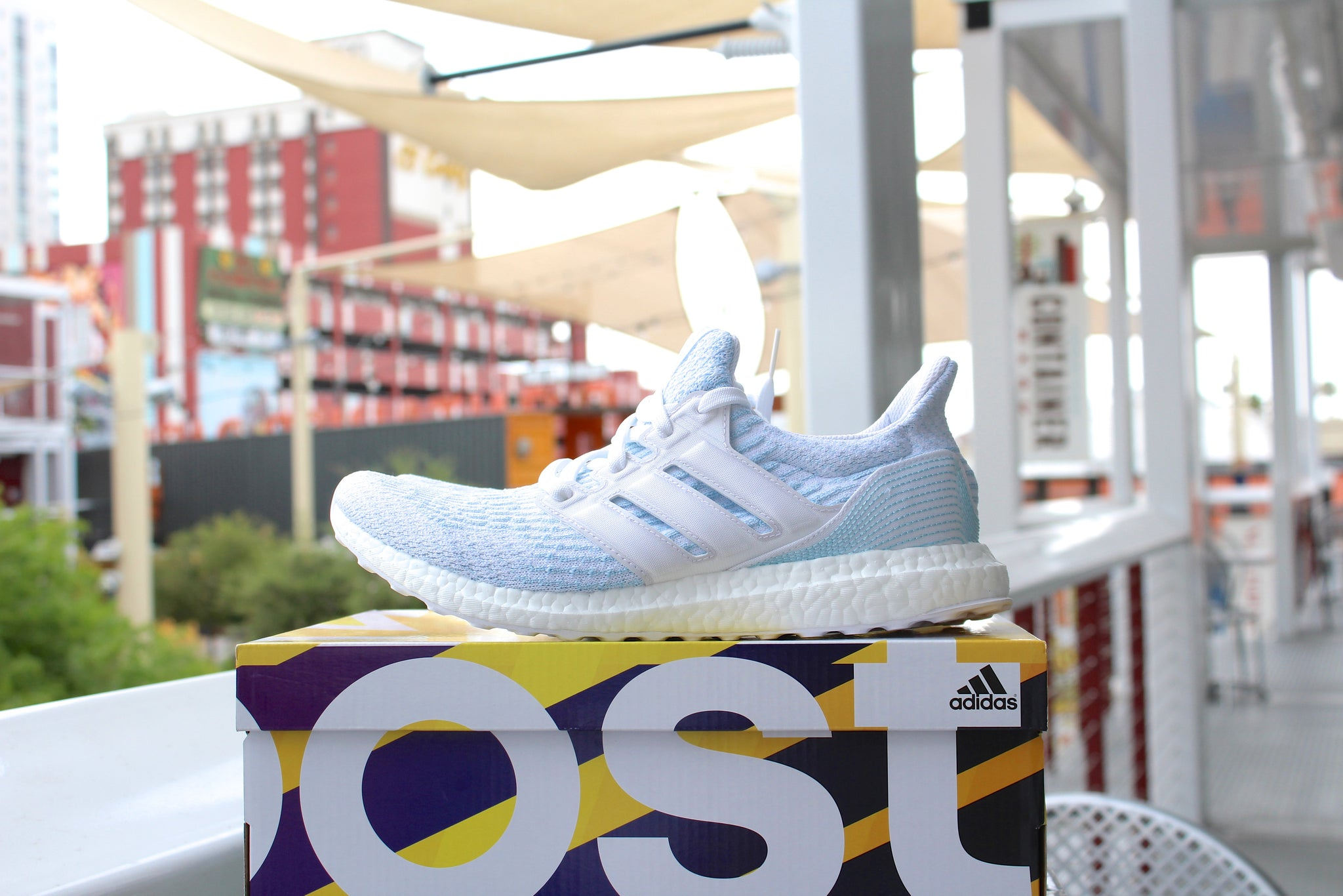 Adidas Ultra Boost 3.0 (White Parley)