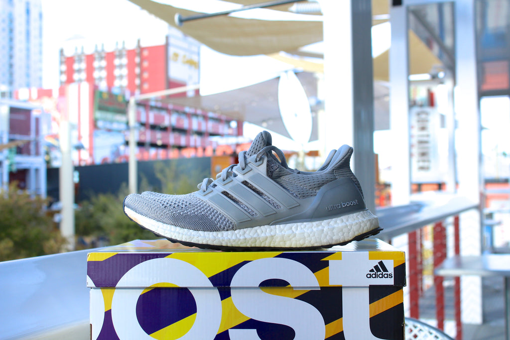 Adidas Ultra Boost 1.0 (Metallic Silver)