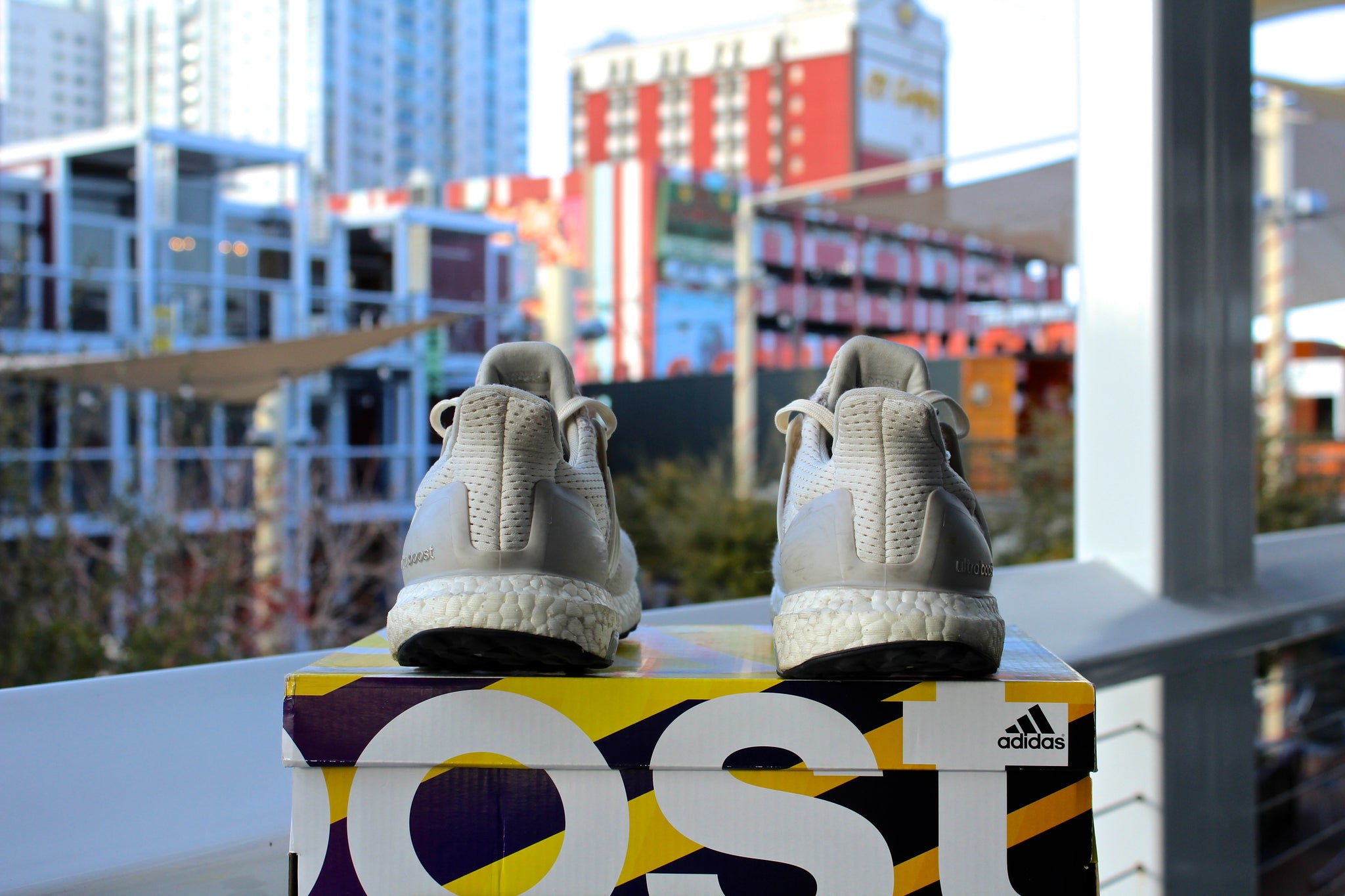 Adidas Ultra Boost 1.0 (Cream)