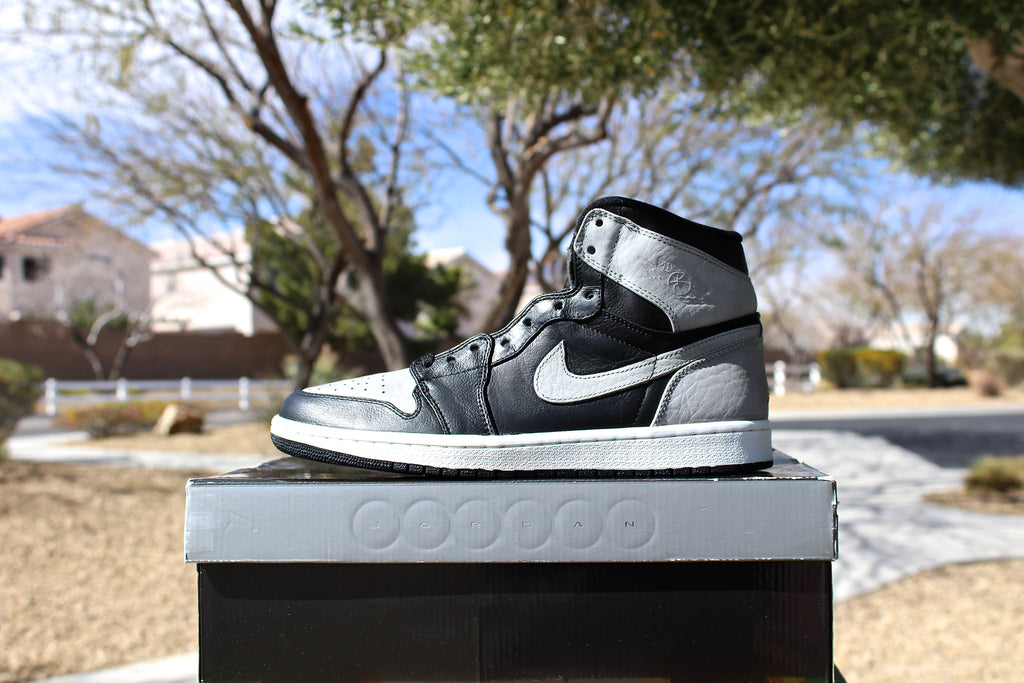 Air Jordan 1 Retro OG High 2009 (Shadow)