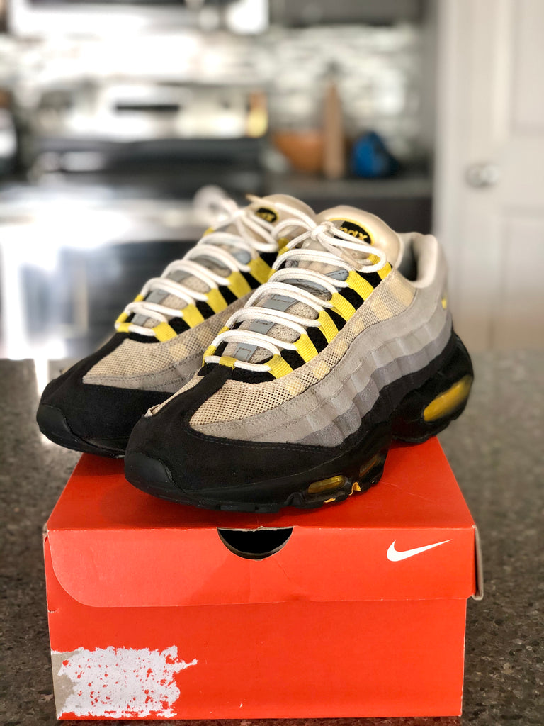 Nike Air Max 95 Tour Yellow