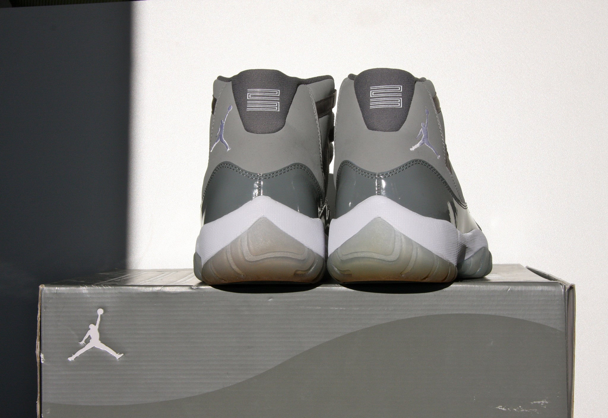 Air Jordan 11 Retro (Cool Grey) (2010 - Rare)