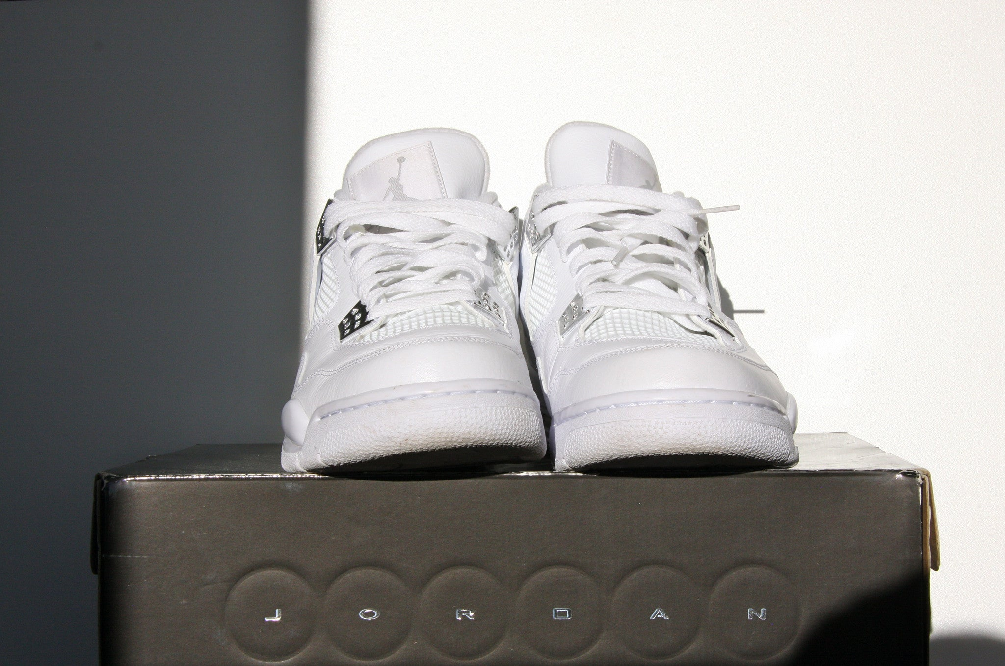 Air Jordan 4  Retro (Pure Money) (Rare & VVNDS)